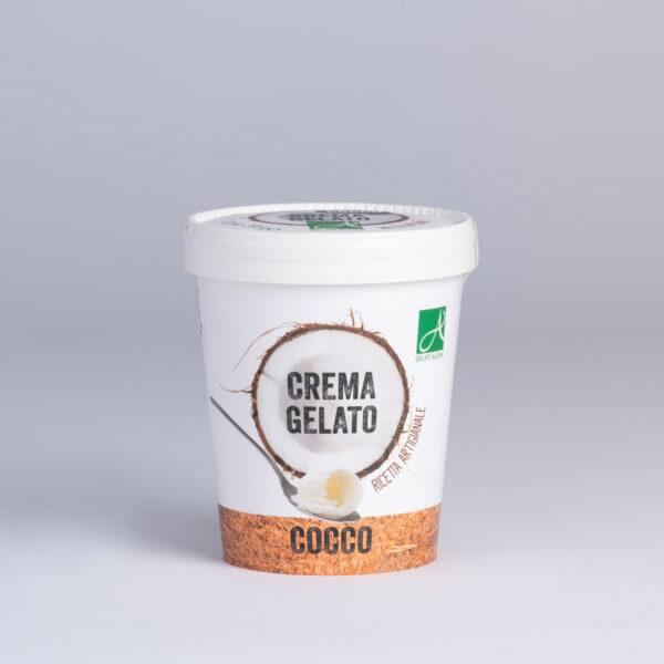 CREMA GELATO AL COCCO 330g