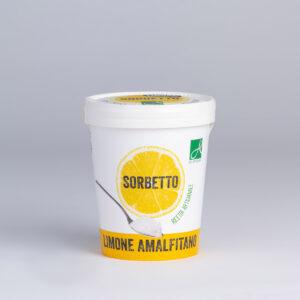 SORBETTO LIMONE AMALFITANO 350g